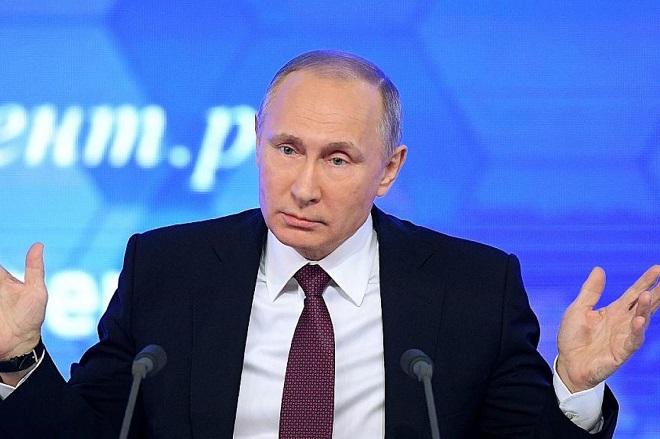 Τα περιουσιακά στοιχεία του Πούτιν και οι ρωσικές τράπεζες στο στόχαστρο αμερικανικών κυρώσεων