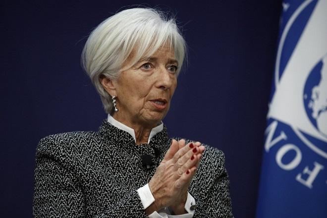 Λαγκάρντ: Οι κεντρικές τράπεζες πρέπει να σκεφτούν την πιθανότητα έκδοσης κρυπτονομισμάτων