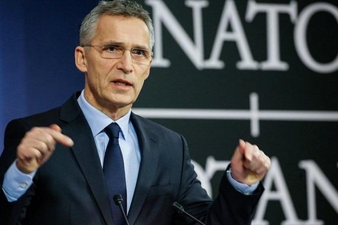 Στόλτενμπεργκ: Δεν είναι θέμα του ΝΑΤΟ οι διαφορές της Ελλάδας με την Τουρκία