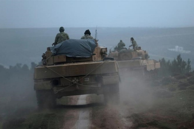Οι τουρκικές δυνάμεις ελέγχουν τo Αφρίν – Κούρδοι: Θα γίνουμε ο εφιάλτης τους