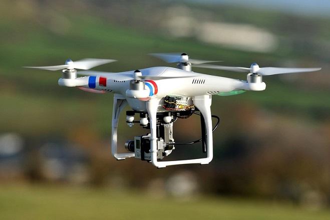 Με…drones θα παρακολουθούν οι αγρότες τη σοδειά τους