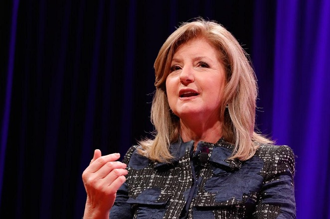 Πέντε συμβουλές καριέρας από την Arianna Huffington