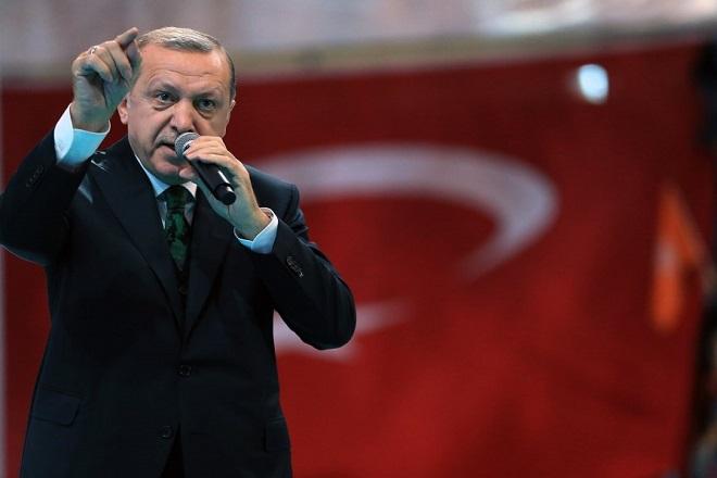 Ερντογάν: Νέα στρατιωτική επιχείρηση της Τουρκίας κατά κουρδικών δυνάμεων στη Συρία