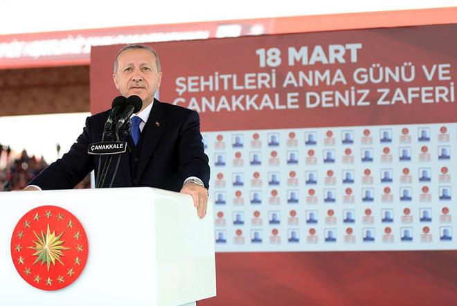 Ο Ερντογάν ετοιμάζεται για τουρκικές γεωτρήσεις στην κυπριακή ΑΟΖ