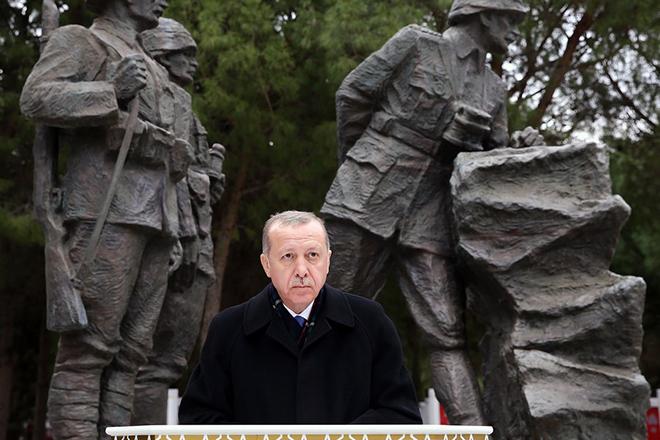 Απάντηση Ερντογάν στις ΗΠΑ για την εισβολή στο Αφρίν: «Πρέπει να μας σέβεστε!»
