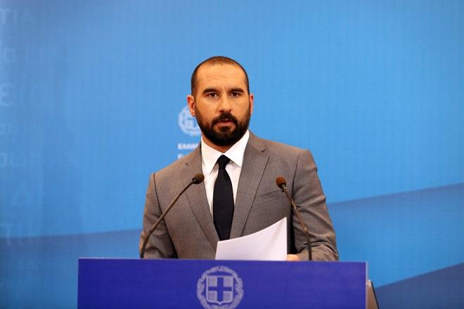 Τζανακόπουλος: Κυβερνητική σταθερότητα ως τη συνταγματική λήξη της θητείας