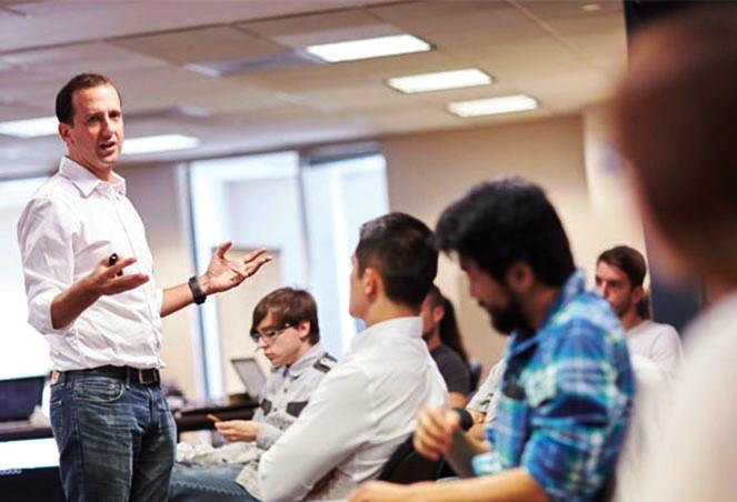 Michael Goldberg: Μας πάει «πέρα από τη Silicon Valley» και μιλάει για το ελληνικό startup story