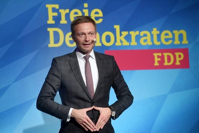 «Όχι» του FDP στην εκταμίευση της δόσης