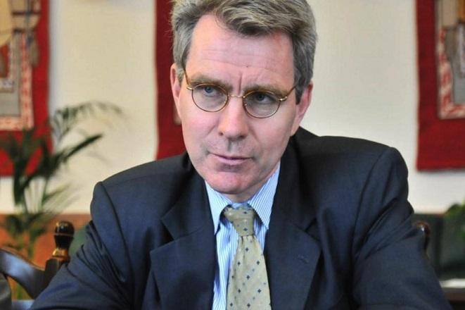 Πάιατ: «Δεν νίπτουμε τας χείρας μας» για την υπόθεση των δύο στρατιωτικών