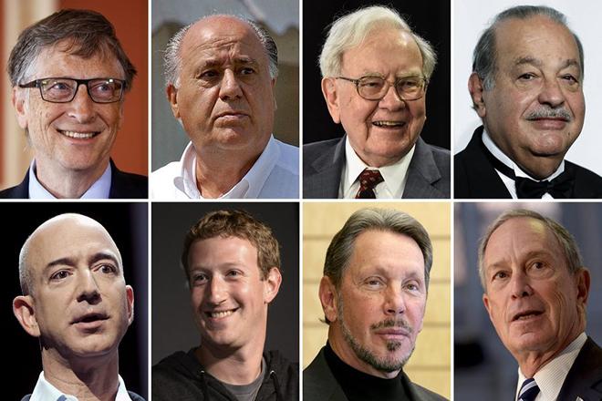 Γιατί έχασαν οι 500 πλουσιότεροι του κόσμου 436 δισ. δολάρια το τελευταίο δίμηνο;