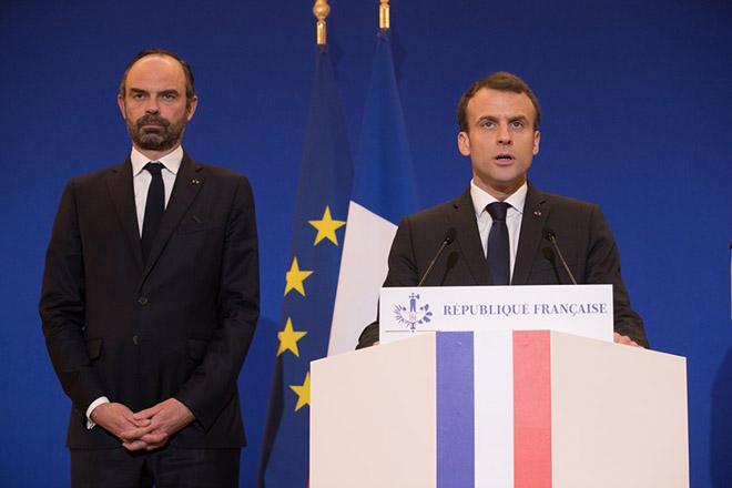 Συγκλονισμένη η Γαλλία από τη νέα τρομοκρατική επίθεση και την αυτοθυσία του ήρωα αστυνομικού