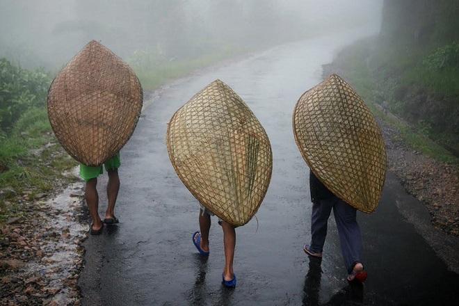 Οι πιο βροχερές περιοχές του κόσμου