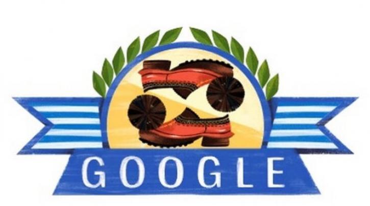 Στην 25η Μαρτίου αφιερωμένο το σημερινό Doodle της Google