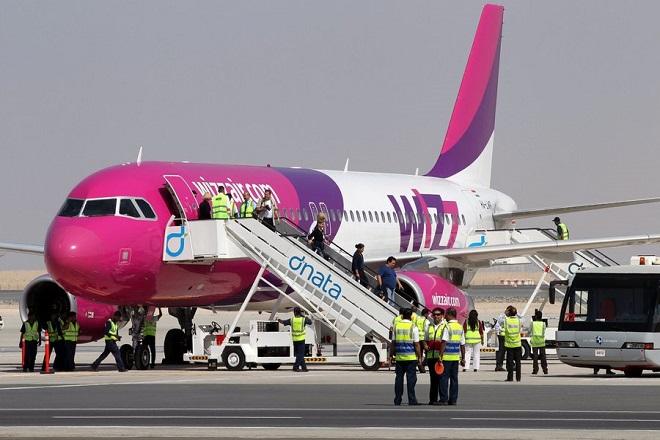 Επτά νέα δρομολόγια από την Αθήνα ξεκινά η Wizz Air
