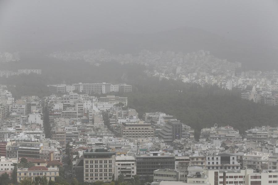 Ο καιρός σήμερα: Άνοδος θερμοκρασίας και αφρικανική σκόνη