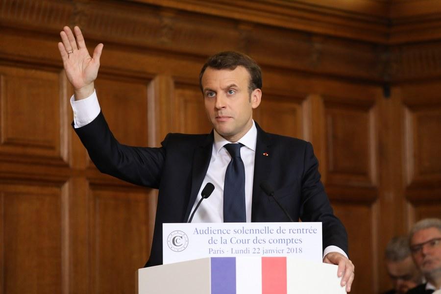 Για πρώτη φορά σε 10 χρόνια η Γαλλία κατάφερε να ρίξει το έλλειμμα κάτω από 3%