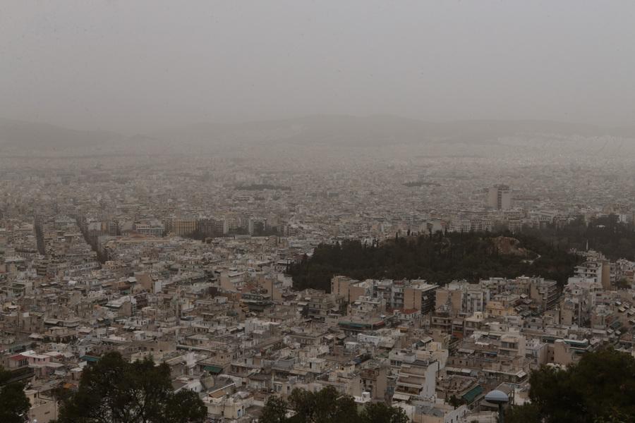 Για πόσο καιρό ακόμη θα βλέπουμε το φαινόμενο της αφρικανικής σκόνης