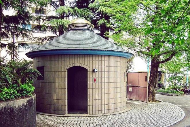 Τα ευφάνταστα δημόσια «ανακουφιστήρια» της Ιαπωνίας