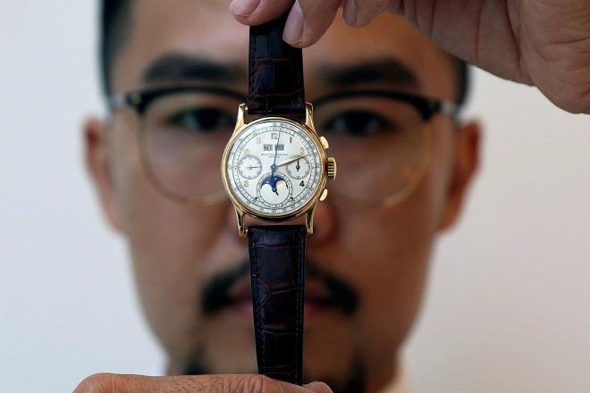 Τιμή ρεκόρ για το χρυσό ρολόι του βασιλιά της Αιγύπτου