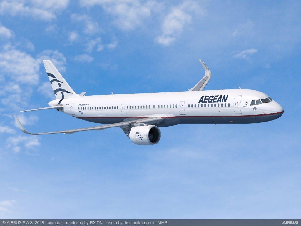 AEGEAN: Έρχονται ακυρώσεις και συγχωνεύσεις πτήσεων λόγω κορωνοϊού