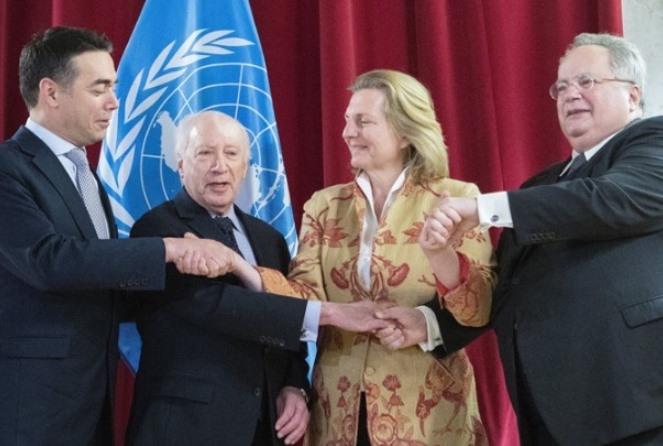 Κοτζιάς για Μακεδονικό: Είμαστε έτοιμοι για ένα μεγάλο βήμα