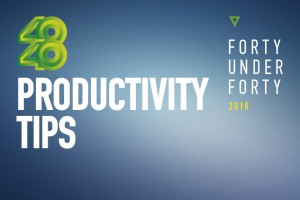 40U40_productivity tips