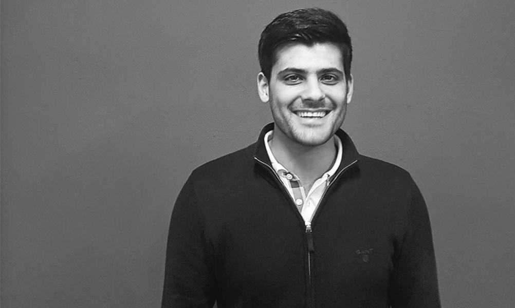 Ένας «αθλητής» στο στίβο των startups