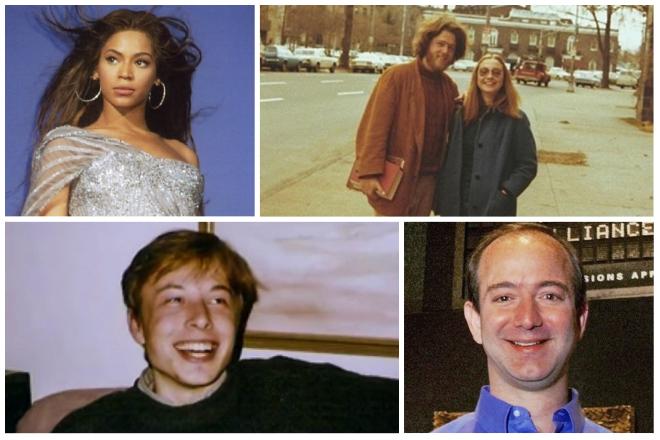 Τι έκαναν διάσημα πετυχημένα πρόσωπα όταν ήταν 25 ετών