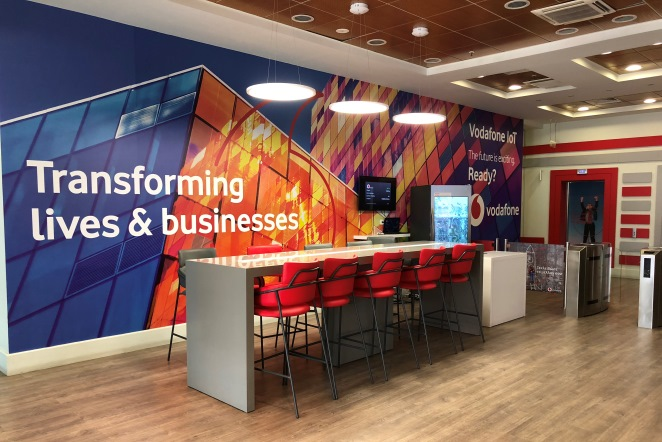 Vodafone Eλλάδας: Δημιουργεί σήμερα τον χώρο εργασίας του αύριο