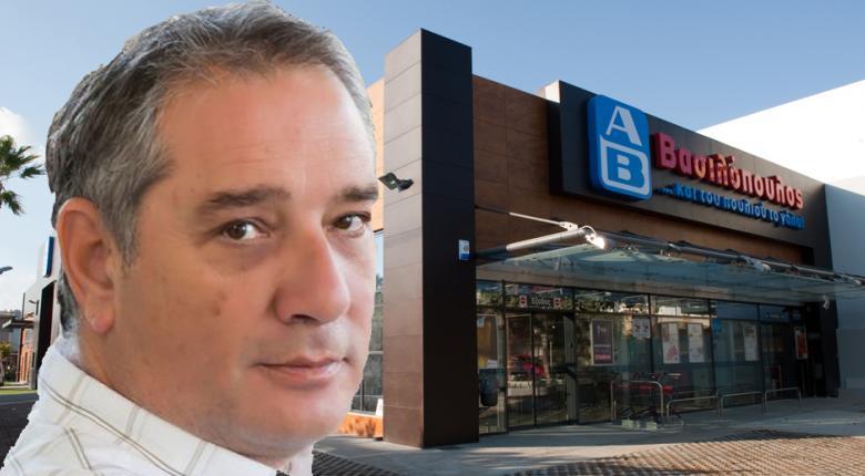 Λεωνίδας Βρεττάκος (AB Bασιλόπουλος): Ο θάνατός του Στέλιου Σκλαβενίτη κάνει φτωχότερο τον επιχειρηματικό κόσμο
