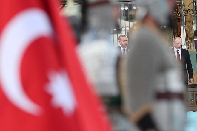 Τον Οκτώβριο του 2019 η παράδοση των συστοιχιών S-400 στην Τουρκία