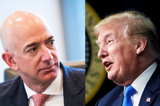 Bezos-Trump