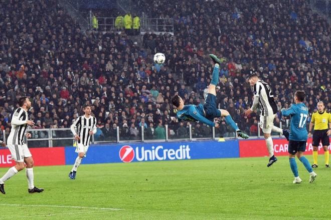 To απίστευτο γκολ του Κριστιάνο Ρονάλντο: Πήδηξε στον θεό!
