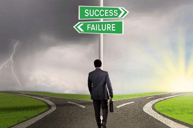 Πρέπει να αποτύχεις για να πετύχεις;