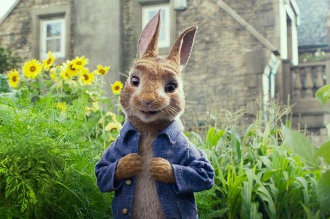 O «Peter Rabbit» έρχεται στη μεγάλη οθόνη
