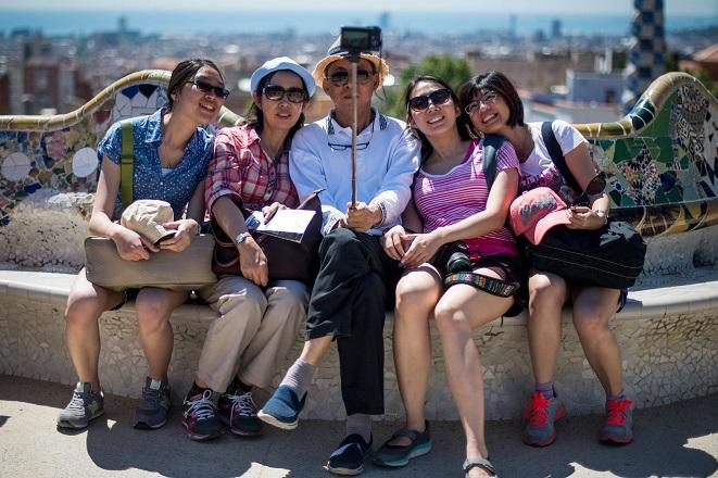 Πρωταγωνίστρια η Νότια Ευρώπη στην παγκόσμια αύξηση του αριθμού των τουριστών