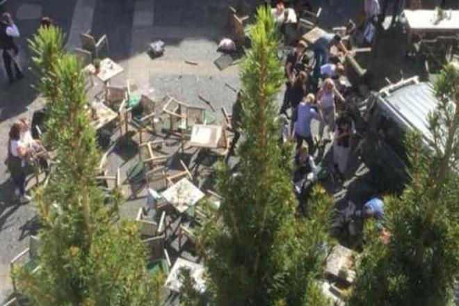 Αυτοκίνητο έπεσε σε πλήθος στο Μούνστερ στη Γερμανία – Νεκροί και δεκάδες τραυματίες