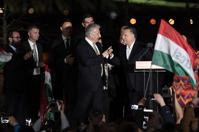Τρίτη θητεία για τον Ορμπάν στην Ουγγαρία
