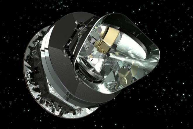 Στον ESA το διαδικτυακό σύστημα της Planetek Hellas για τα δεδομένα του δορυφόρου Planck