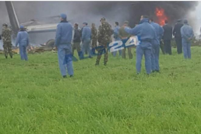 Αεροπορικό δυστύχημα με τουλάχιστον 181 νεκρούς στην Αλγερία (Βίντεο)