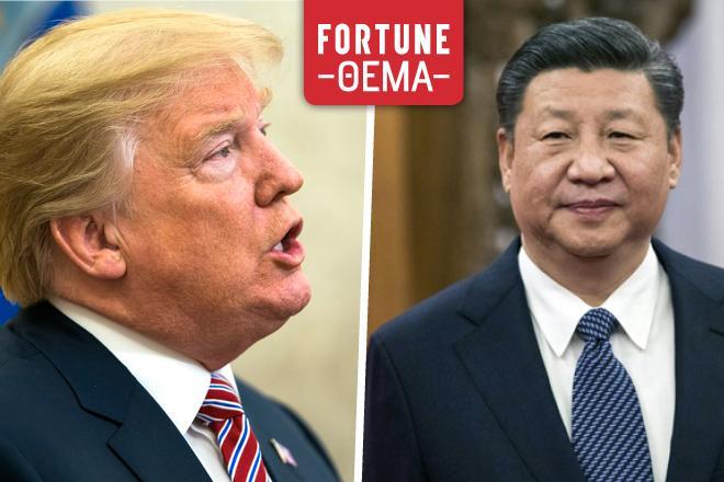 To εμπορικό μπρα ντε φερ ΗΠΑ-Κίνας, η Ελλάδα και η παγκόσμια οικονομική αναταραχή