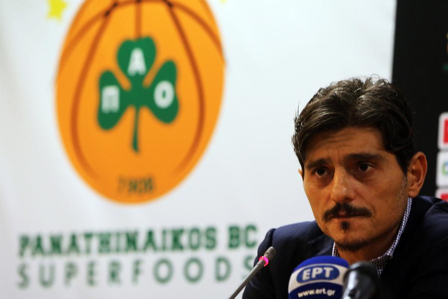 Γιαννακόπουλος: Ο Παναθηναϊκός αποχωρεί από την Euroleague