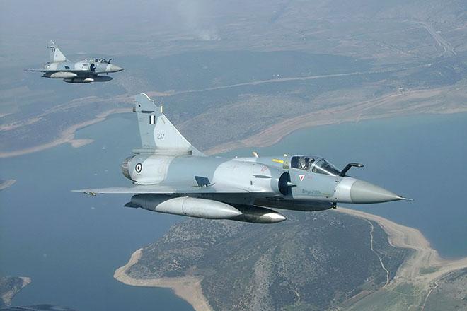 Εντοπίστηκε ηχητικό σήμα του καταγραφέα πρόσκρουσης του μοιραίου Mirage 2000-5