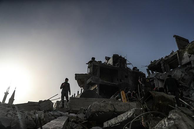 Επτά χρόνια πολέμου στη Συρία – Οι αριθμοί πίσω από τη χειρότερη σύγκρουση του 21ου αιώνα