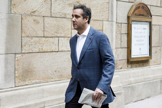 Ο Κοέν υποβάλει μήνυση κατά του Trump Organization- Διεκδικεί 1,9 εκατ. δολάρια