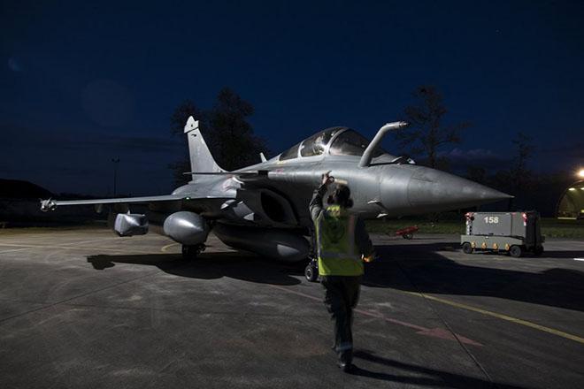 Military strikes in Syria