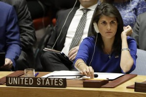 Security Council meeting on the situation in Syria
