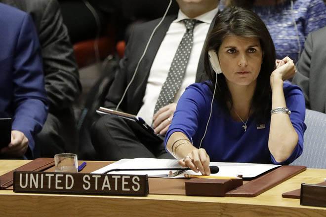 Νέα παραίτηση στην κυβέρνηση Τραμπ: Αποχωρεί η πρέσβειρα στον ΟΗΕ Νίκι Χέιλι