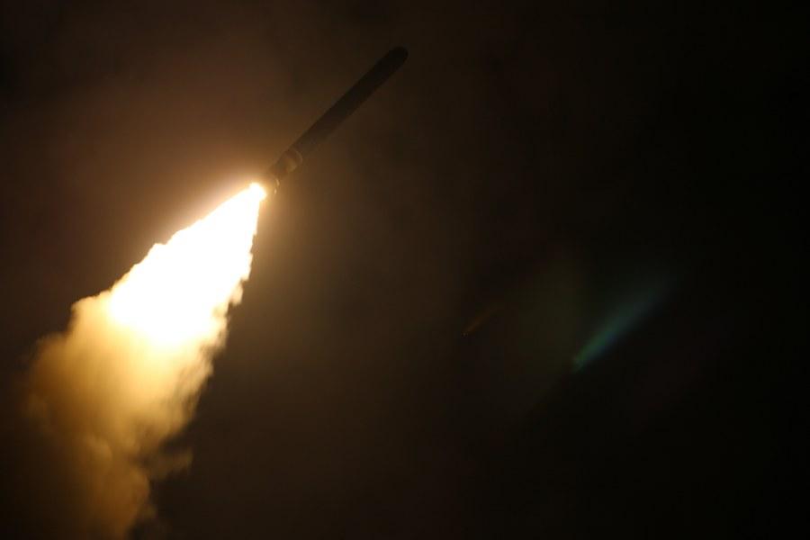 Οι νέοι αμερικανικοί υπερσύγχρονοι πύραυλοι που έπεσαν για πρώτη φορά στη Συρία