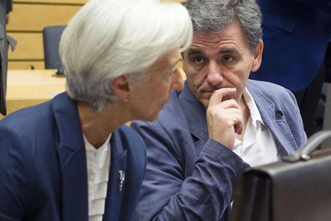 Τετ α τετ Τσακαλώτου – Λαγκάρντ στην Ουάσινγκτον για την πρόωρη αποπληρωμή του ΔΝΤ